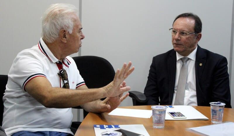 Câmara de Natal e Instituto Técnico Brasileiro firmam parcerias