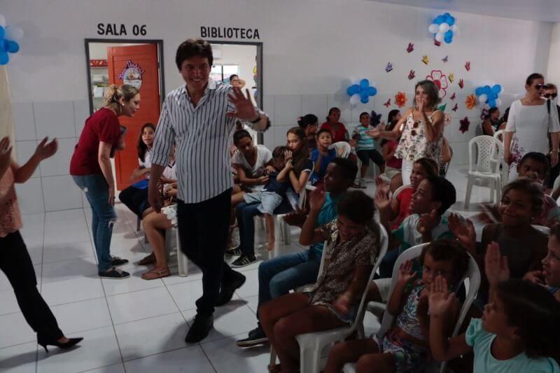 Governador recebe homenagem durante agenda em São José de Mipibu