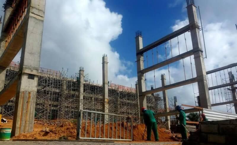 Complexo da Rampa e Centro de Convenções serão entregues este ano