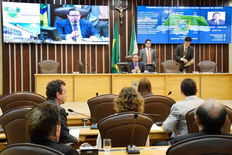 Deputados aprovam fundo financeiro para construção de hospital de trauma em Natal