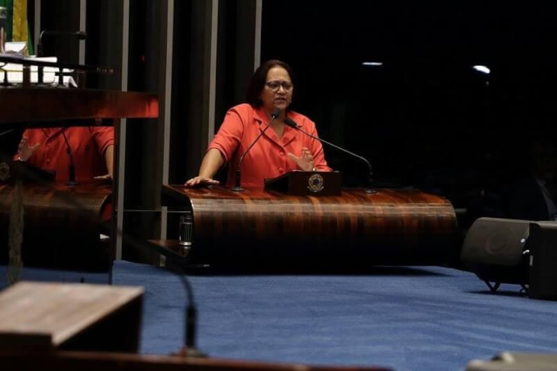 Fátima pede inclusão do Porto-Ilha no programa de manutenção do Ministério dos Transportes