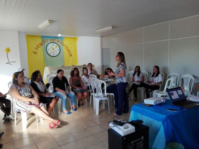 Assistência Social de Extremoz promove qualificação dos profissionais que atendem à população