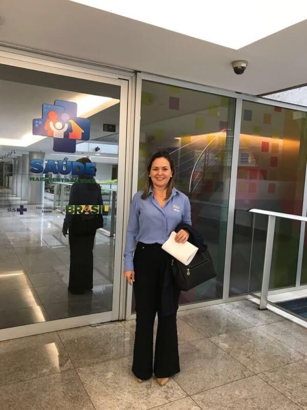 Prefeita Iraneide confirma liberação para ampliar Bolsa Família em Areia Branca
