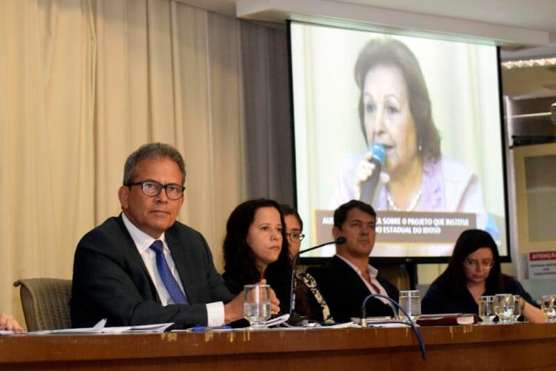 Proposta para Fundo Estadual do Idoso recebe sugestões da sociedade