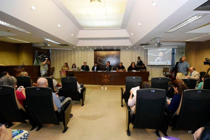 ALRN discute combate à tortura em unidades privativas de liberdade do RN