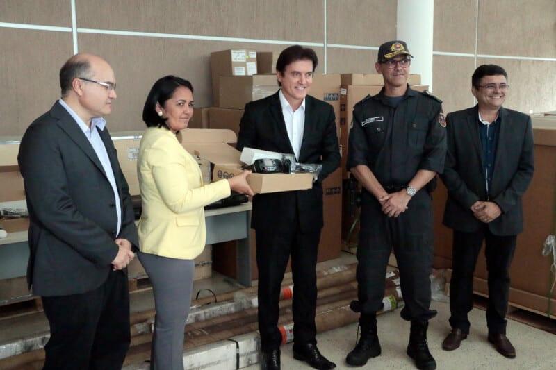 Segurança Pública recebe R$ 8.3 mi em investimentos para ampliação do Ciosp