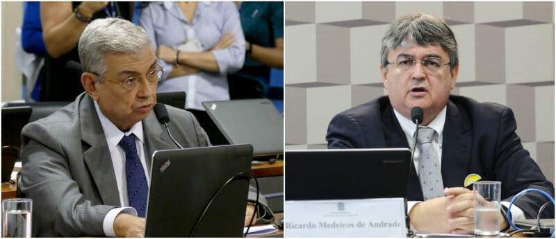 Comissão aprova indicação do potiguar Ricardo Andrade para a ANA