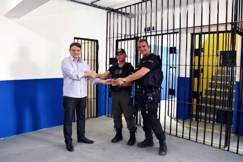Governo finaliza obras no terceiro pavilhão de Alcaçuz