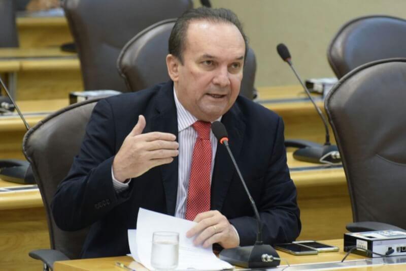 Deputado Nelter Queiroz reitera solicitação para que Governo recupere RN-118 entre São Rafael, Jucurutu e Caicó