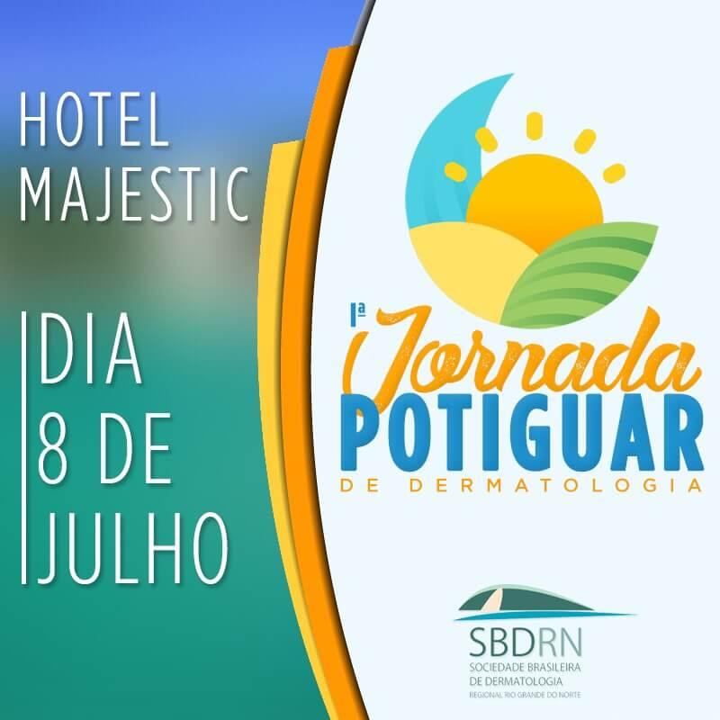 SBDRN promove em julho 1 Jornada Potiguar de Dermatologia