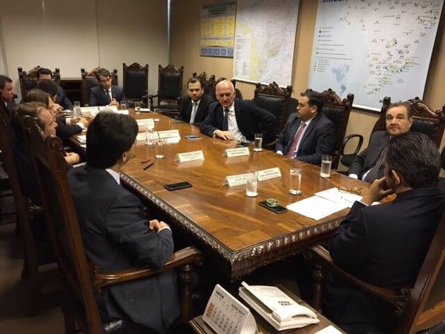 Diretores da Codern pleiteiam investimentos em Brasília