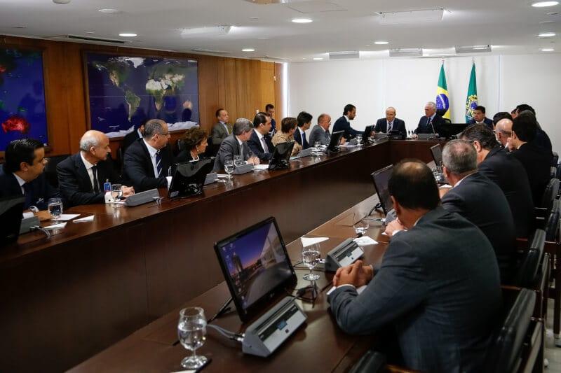 Em encontro com Presidente Michel Temer, deputado Felipe Maia cobra apoio ao setor sucroenergético