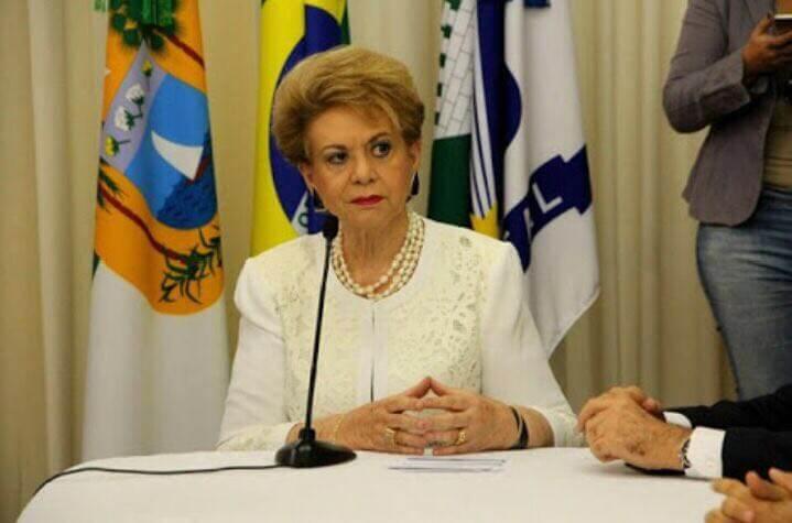 Morre a ex-governadora Wilma de Faria