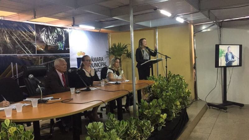 Audiência proposta pela vereadora Ana Paula garante serviços da UBS Jiqui