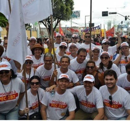 Fisco do RN anuncia paralisação geral para sexta-feira