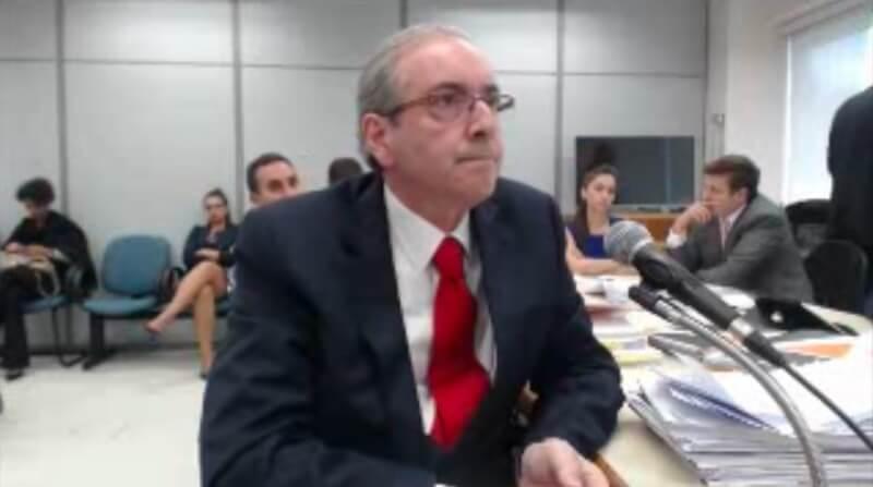Mulher de Cunha negocia delação para salvar marido