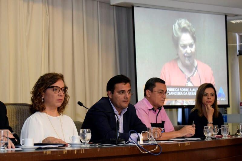 Assembleia Legislativa discute possível autonomia financeira da UERN