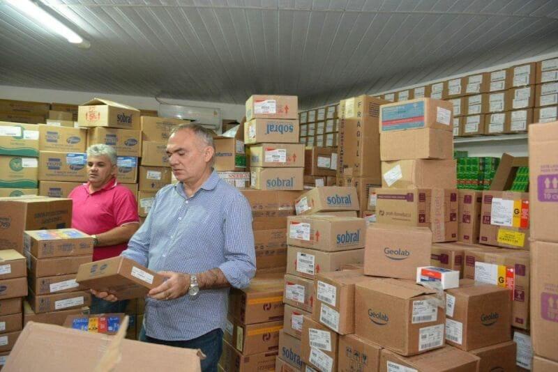 Saúde de São Gonçalo oferece aos usuários 262 itens de medicamentos
