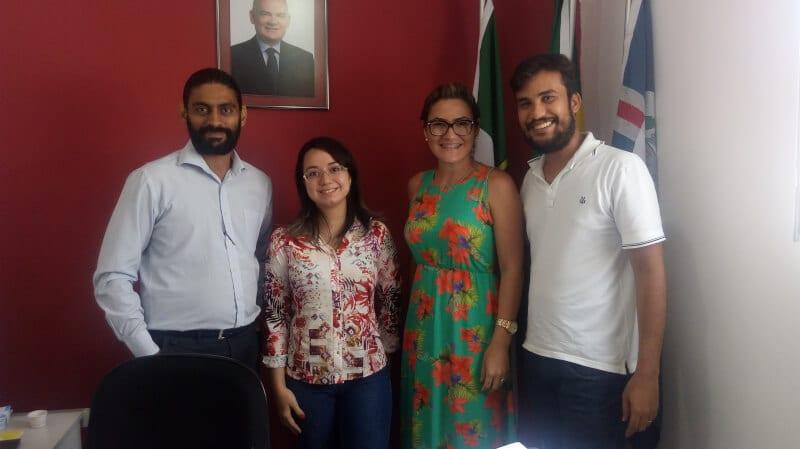 Representante do Governo Federal apresenta programa ID Jovem em São Gonçalo do Amarante