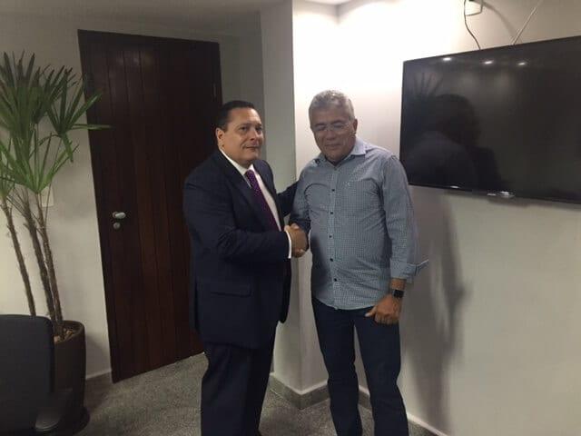 Líder do PSDB de Mossoró, Tião Couto cumpre intensa agenda em Natal e discute projetos para o RN