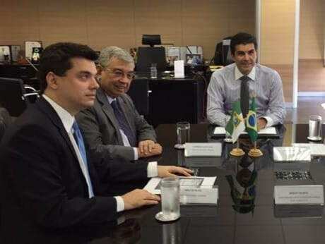Walter Alves e Garibaldi confirmam empenho de R$ 10 milhões para obra de recuperação na Armando Ribeiro Gonçalves
