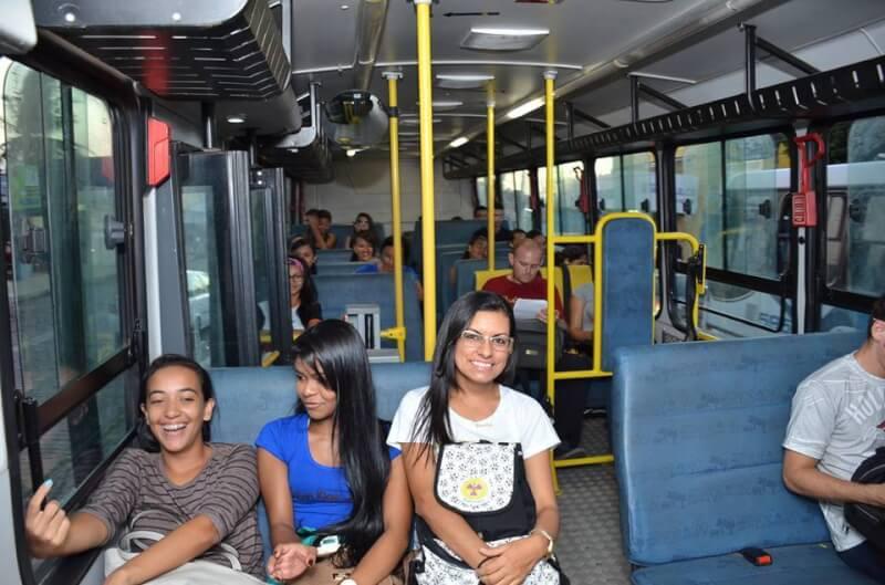 onibus transporte
