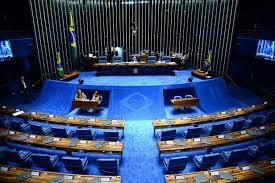 Em périplo no Senado, Aras tem discurso bem recebido e evita imprensa