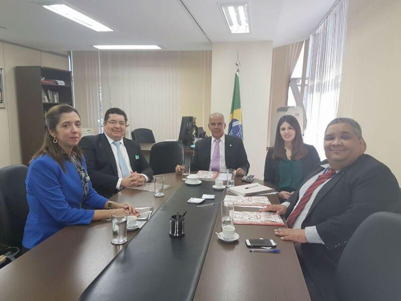 Secretário Nacional de Políticas sobre Drogas reafirma parceria com MPRN