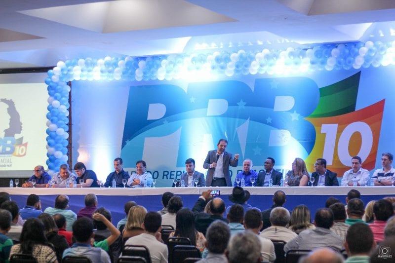 Em convenção estadual, PRB-RN recebe novos filiados e prevê crescimento em 2018