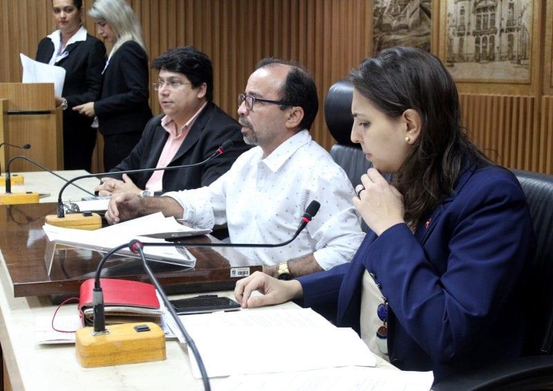 """Programa """"Pavimentação Cidadã"""" é aprovado na Comissão de Planejamento"""