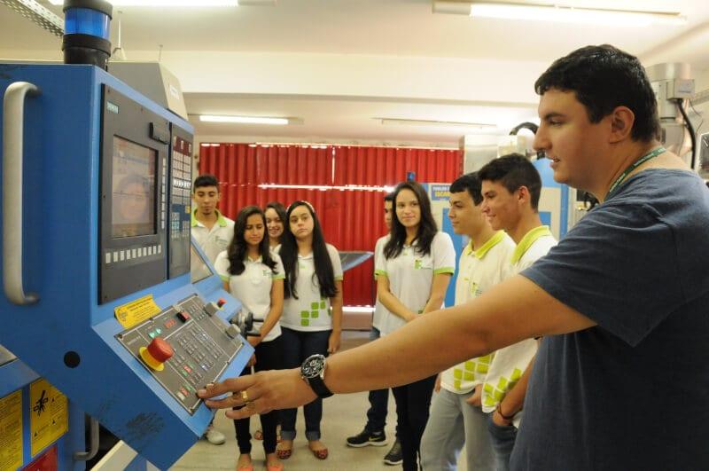 IFRN abre seleção para professores substitutos e visitantes