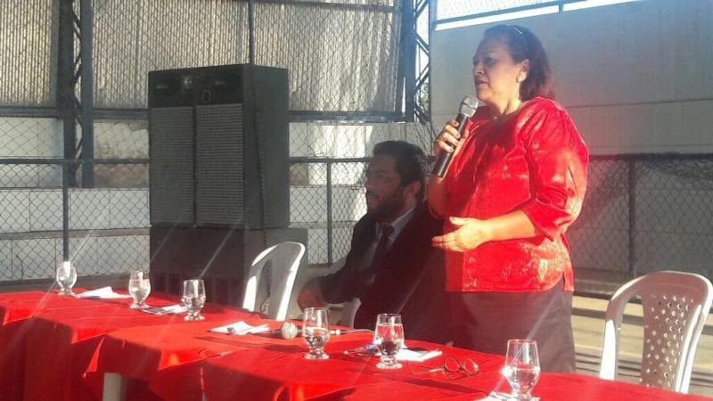 Senadora Fátima participa de audiência em Macau sobre a crise hídrica na região