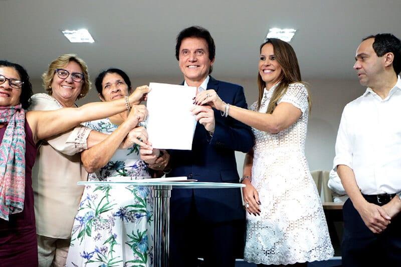 Governador sanciona lei que beneficiará mais de 100 mil artesãos do RN