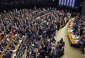 Em clima de eleições, Câmara volta do recesso esvaziada e sem votações na agenda