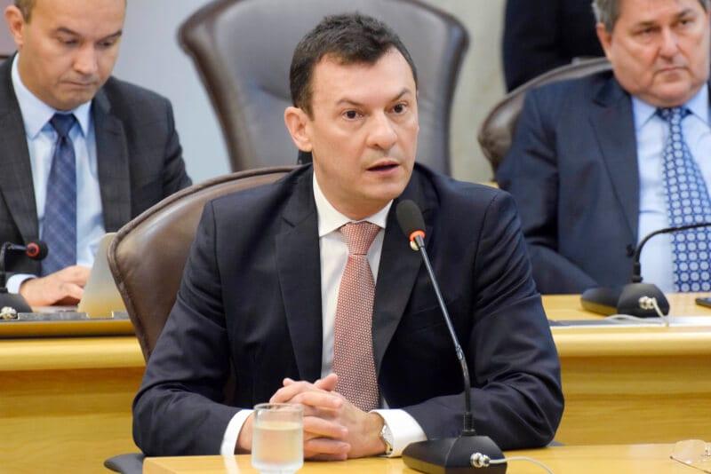 Líder do Governo na Assembleia, deputado Dison volta a negar que hospitais regionais serão fechados