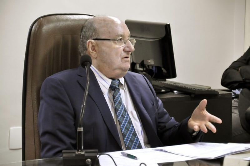 Relator adia análise do Projeto que cria Conselho de Gestão Fiscal do Estado
