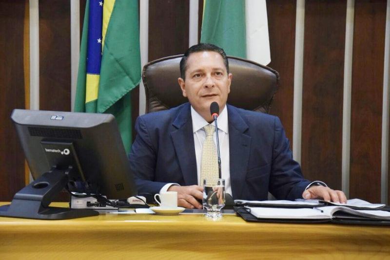 Deputado Ezequiel Ferreira solicita a Sesed ações de Segurança para Tenente Laurentino