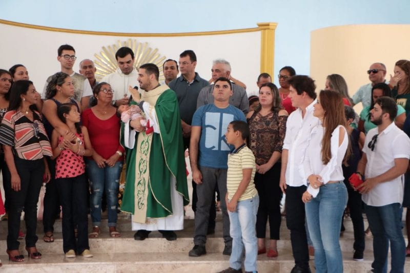 Em Canguaretama, Robinson destaca turismo religioso no RN após a canonização dos Mártires