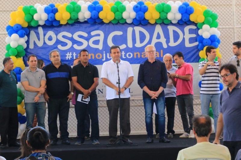 Projeto Nossa Cidade #TamoJuntoNatal marca celebração do dia municipal do bairro das Rocas