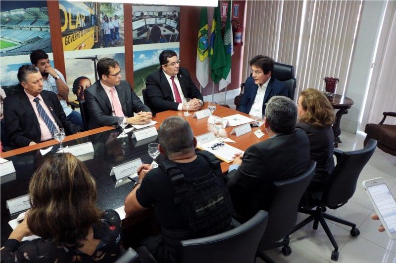 Governo e MP acertam início de nova fase do processo de reestruturação do sistema socioeducativo