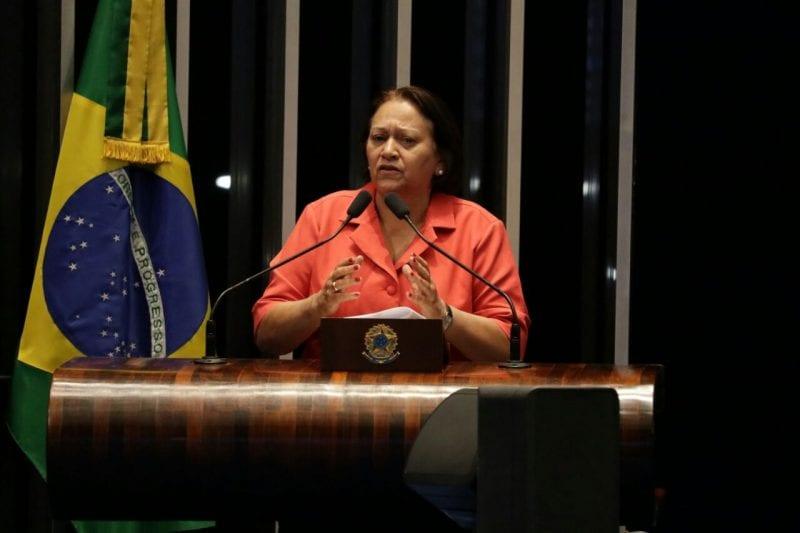 Fátima Bezerra representará Senado em cerimônia de canonização dos mártires