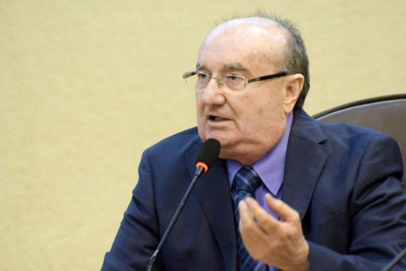 Deputado José Dias solicita ações para beneficiar município de Santo Antônio