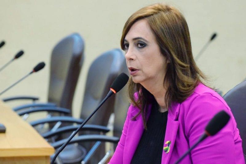 Deputada Márcia Maia cobra impacto financeiro do ajuste fiscal ao Governo do Estado