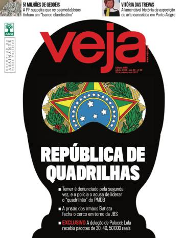 Confira as manchetes das principais revistas do país
