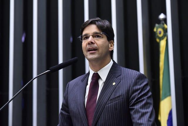 Na Câmara dos Deputados, Felipe Maia fala sobre os mártires