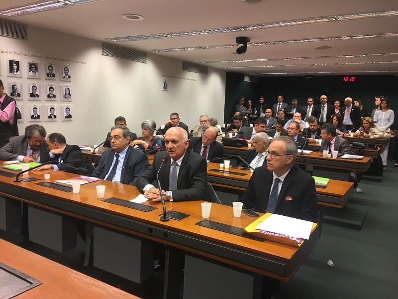 Em reunião com bancada federal, CODERN solicita R$ 20 milhões de emenda para os Portos do RN