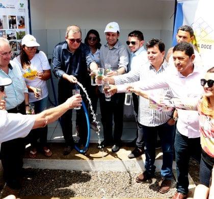 Governo conclui primeira etapa do Programa Água Doce beneficiando 15 mil pessoas