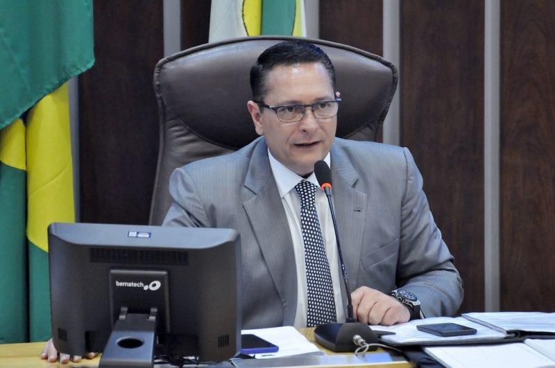 Deputado Ezequiel Ferreira requer ao DER recuperação da RN-041 que liga Lagoa Nova a Currais Novos