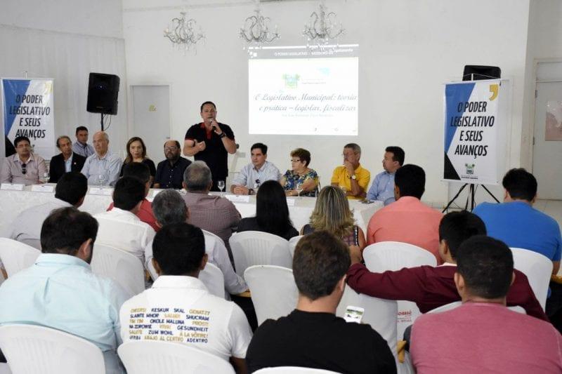 Primeira etapa do ciclo de debates para legisladores é concluída em Mossoró