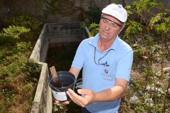 Natal apresenta redução de mais  de 80% em casos de arboviroses